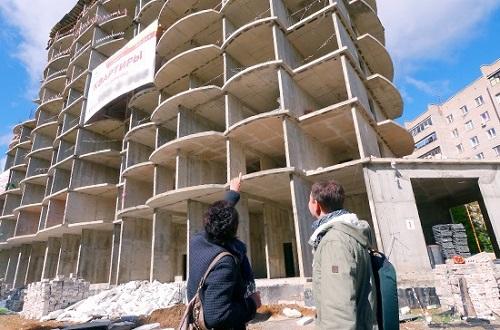 недвижимость долевое строительство